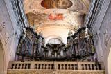 Orgel, Obere Pfarre