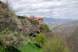 Close to the Sapara monastery