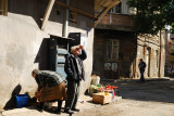 Fruits sellers - Tbilisi.