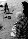 Old women - Tbilisi.