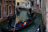 Venetian traffic!