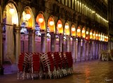 Piazza San Marco by night...