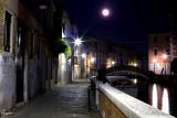Luna piena a Venezia!