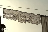 Laces and laundry