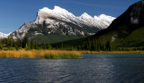 Canada:  Village of Banff & Immediate Area
