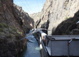 Royal Gorge RR:  Hanging Bridge