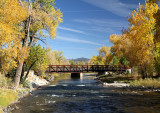 Canon City:  Arkansas River In Autumn
