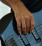 Bassist Frankie G