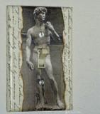 Photo processed Plastic: Michelangelo's David