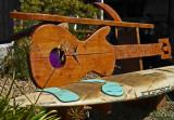 Groovy Surfboard Bench