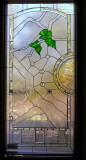 Woods Inspired Stained Glass
