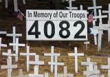 Crosses of Lafayette - Memorial Day 2008