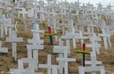 Criss-cross pattern of  the Crosses of Lafayette