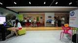 blogger's lounge