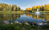 Fall At Bower Ponds (2)