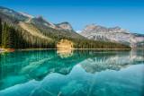 Rowing At Emerald Lake
