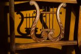 Lyre Back Chair 3 *