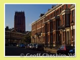 Anglican Cathedral from Faulkner Square