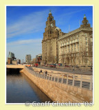 Liver Building and new canal link