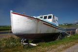 Old Boat, Salmon River