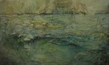 Turning tide Oil on Canvas on board 60x100