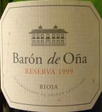 España / Rioja / 1999