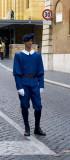 The Vatican Gate Guard