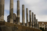 Columns at the Forum