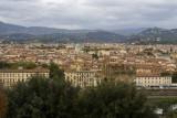 Florence Cityscape with Tempio Maggiore