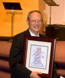 Pastor Chan's Retirement