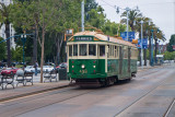 F-Line Heritage Streetcar