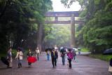 Meiji Shrine 明治神宮