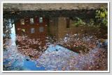 Autumn Reflections at Prallsville Mill   (over 109)