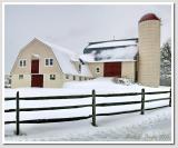Crossing Creek Farm in Winter