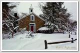 St. Philips Chapel in Winter