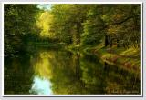Magical Light Along the Canal - Delaware Canal, Bucks County