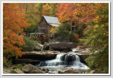 Autumn Glade Creek Mill #2