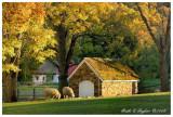 Autumn Light at Thompson Neely Farm