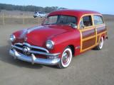 Wayne's '50 Ford Woodie