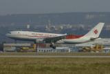 Air Algerie  Airbus A330-200  7T-VJW