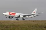 TAM Airbus A330-200 PT-MVA