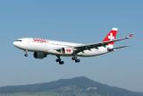 Swiss Airbus  A330-200  HB -IQO