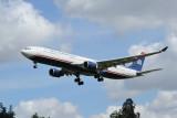 US Airways  Airbus  A330-300  N275AY