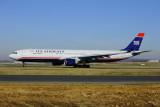 US Airways  Airbus  A330-300  N277AY