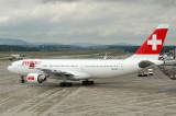 Swiss Airbus  A330-200  HB -IQG