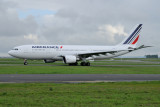 AIRFRANCE  Airbus A330-200  F-GZCL New Colours