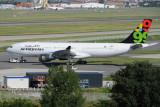 Afriqiyah  Airbus  A330-200  F-WWYS  /  5A-ONG