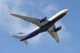 Aeroflot  Airbus A330-200 VQ-BBE