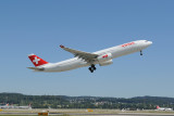 Swiss Airbus A330-300 HB-JHC