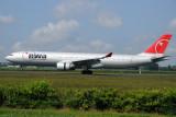 Northwest Airbus A330-300 N813NW